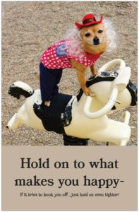 Giggles by Gigi Hold On Poster